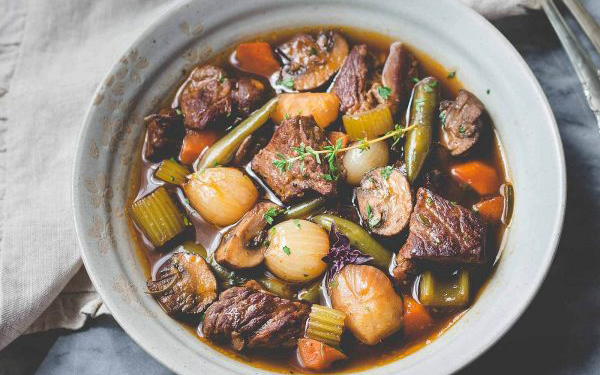 Keto Traditional Beef Stew 1