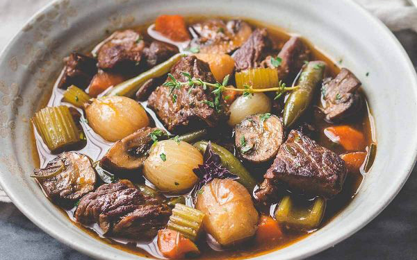 Keto Traditional Beef Stew Recipes